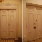 renowacja drzwi zabytkowych 22